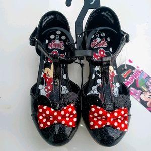 Minnie Mouse Sparkle Heels /Shoes